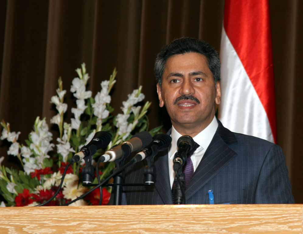 Dr Abdalla Alnajjar President Of The Arab Science And Technology Foundation ASTF